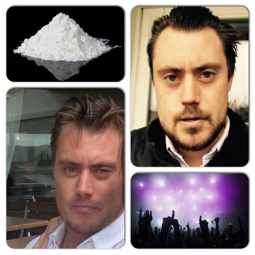 My Cocaine/Amphetamine abuse