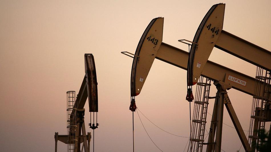 Oil Price up in New York
