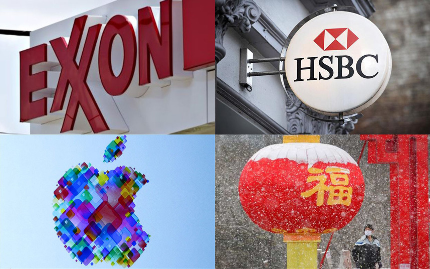 The World's Largest Public Companies year 2015