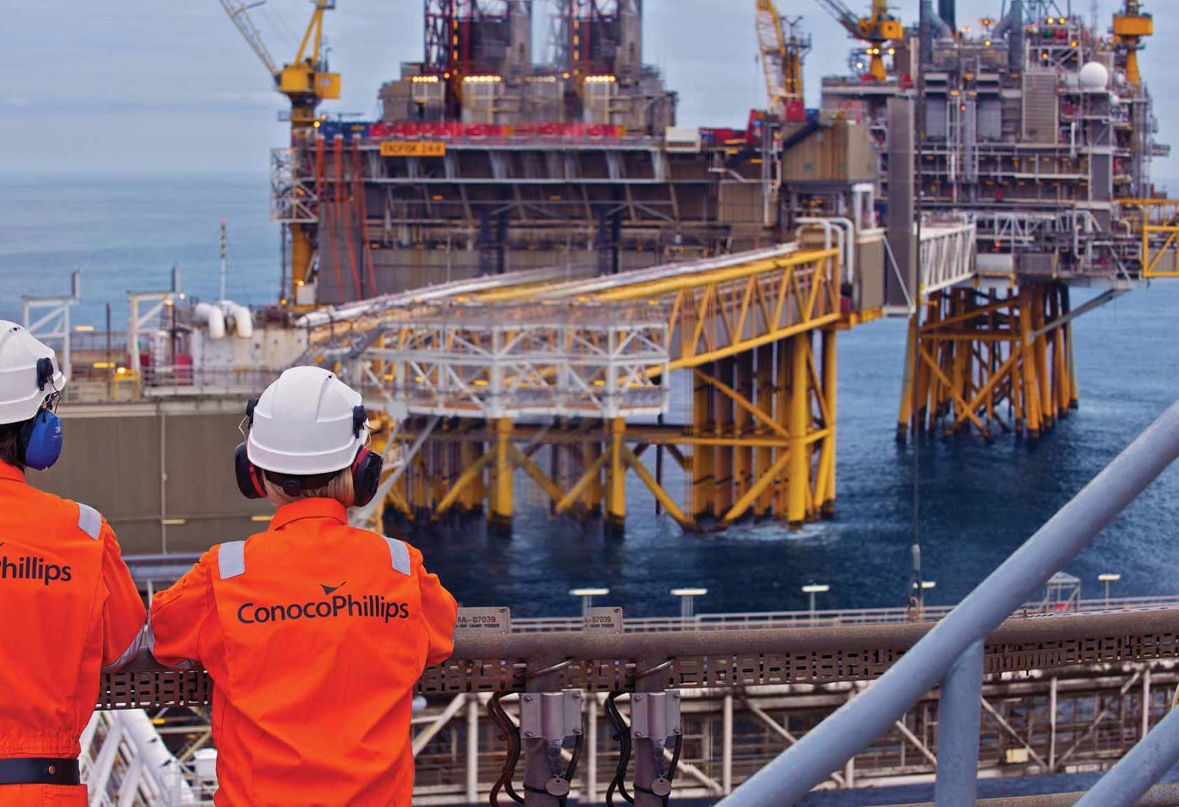 ConocoPhilips Warns Of Dramatic Downturn